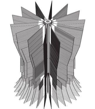 Textiel bovenbezetting rondomwasser standaard links en recht