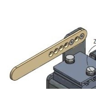 Holz sensor houder voor HD-RAWA met hydraulische aandrijving