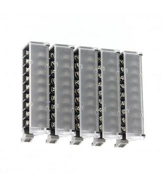 Omron PLC I/O schroef klemstrook