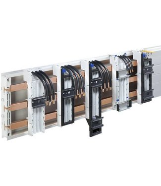 Rittal rail adapter PKZ montage. Max 32A, 55mm, 9340460