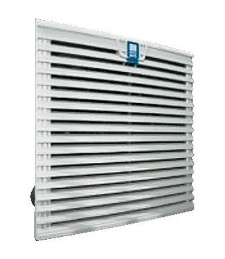 Rittal ventilatorrooster 255x255x25mm