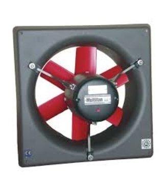 Holz ventilator voor begin van wasstraat