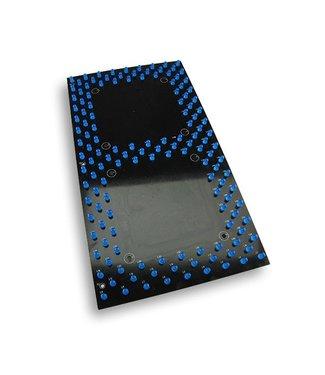 Led display segment 30cm blauw voor smartstoplicht