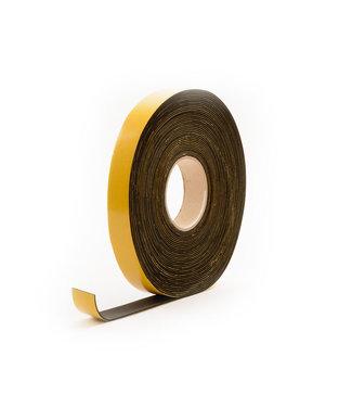 Celrubber/schuimtape afdichtingsband 10x2mm voor stoplicht