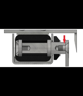Holz drukring voor spiegelspoeling ML