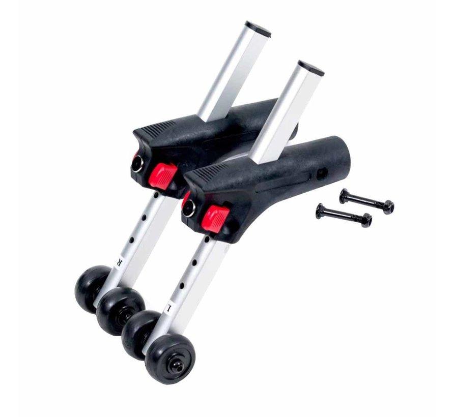 Anti-kiep wielen rolstoel M5 en M6