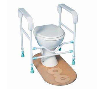 Prima Multi toiletframe met armleuningen