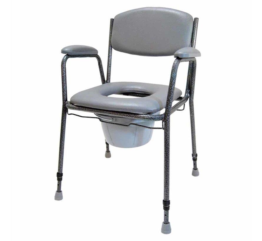 Postoel TS 130 met zachte afneembare comfortabele zitting