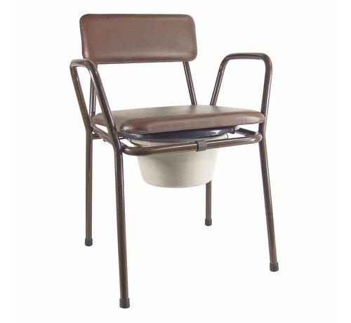 Toiletstoel / Po stoel Kent Stacking