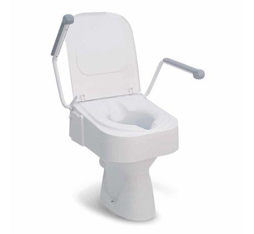 Drive Toiletverhoger TSE 150 met Armsteunen