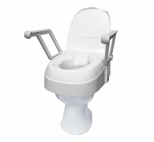Drive Toiletverhoger TSE 120 met armleuningen