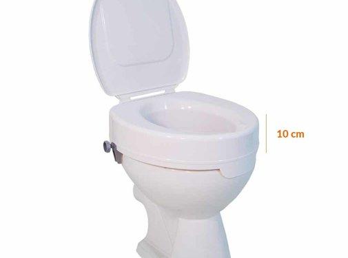 Drive Toiletverhoger Ticco 2G 10 cm met Deksel