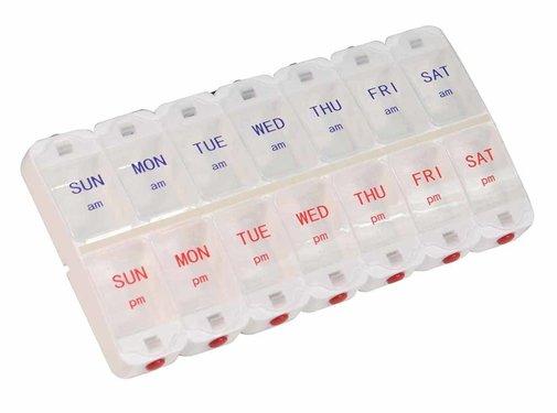 Luxe medicijndoosje week / dag