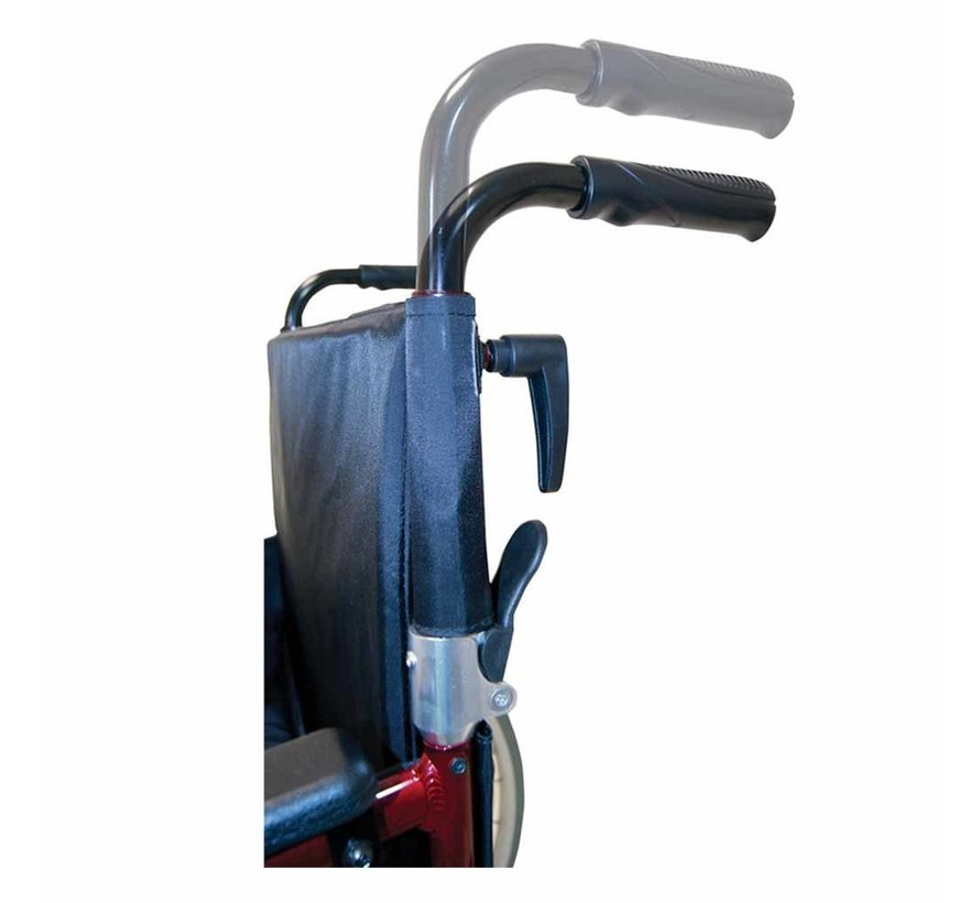 "Lichtgewicht Transportstoel D-Lite 12,5"" (13,2 kg)"