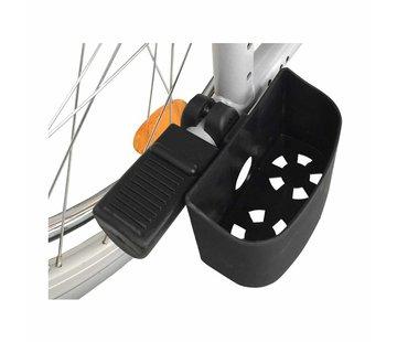 Drive Rolstoel wandelstok- en krukkenhouder