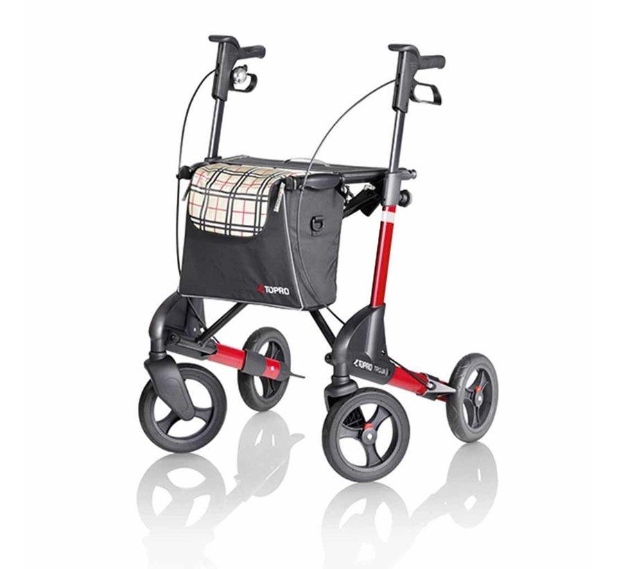 Lichtgewicht rollator Troja 2G Standaard (7,7 kg)