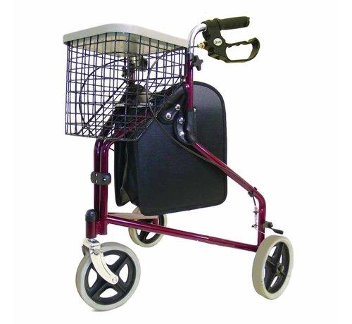 Drive Driewiel Rollator Tri Walker (6,2 kg)