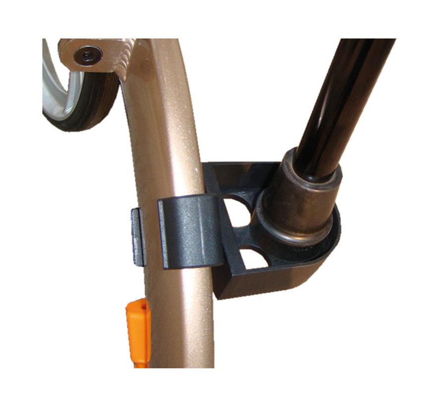 Lichtgewicht Rollator Nitro Zwart (7 kg)
