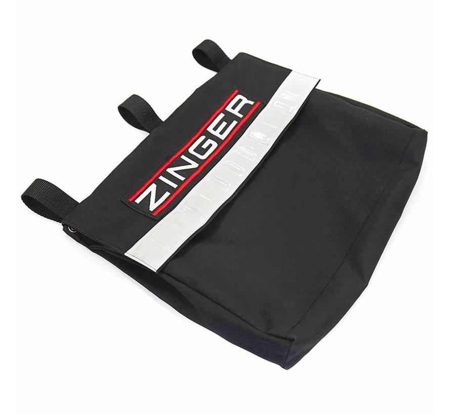 Rugleuning tas voor Zinger, JoyRider en SplitRider rolstoel