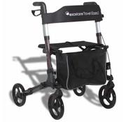ExcelCare Lichtgewicht rollator Travel Eaze 2 (8 kg)