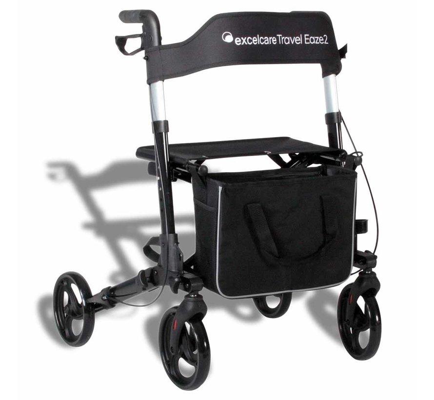 Lichtgewicht rollator Travel Eaze 2 (8 kg)