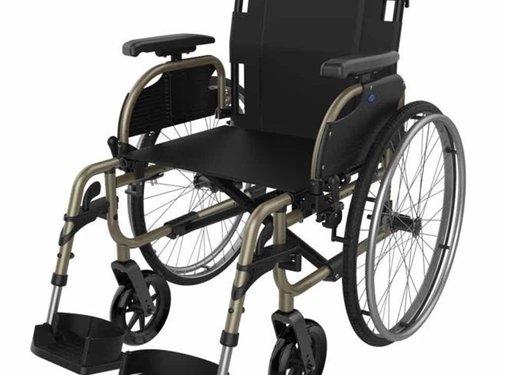 Rehasense Lichtgewicht rolstoel Icon 20 (14,2 kg)