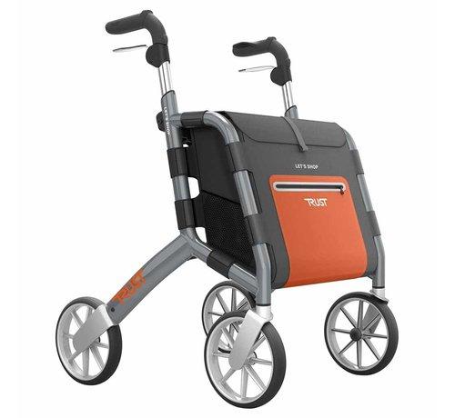 TrustCare Rollator Let's Shop (6,9 kg)