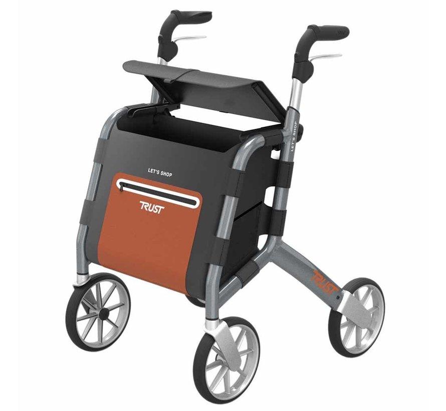 Rollator Let's Shop (6,9 kg)