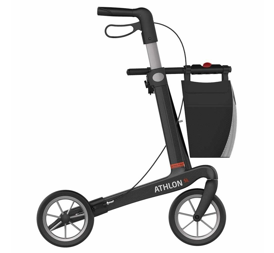 Rollator Athlon - Carbon rollator (5,5 kg)