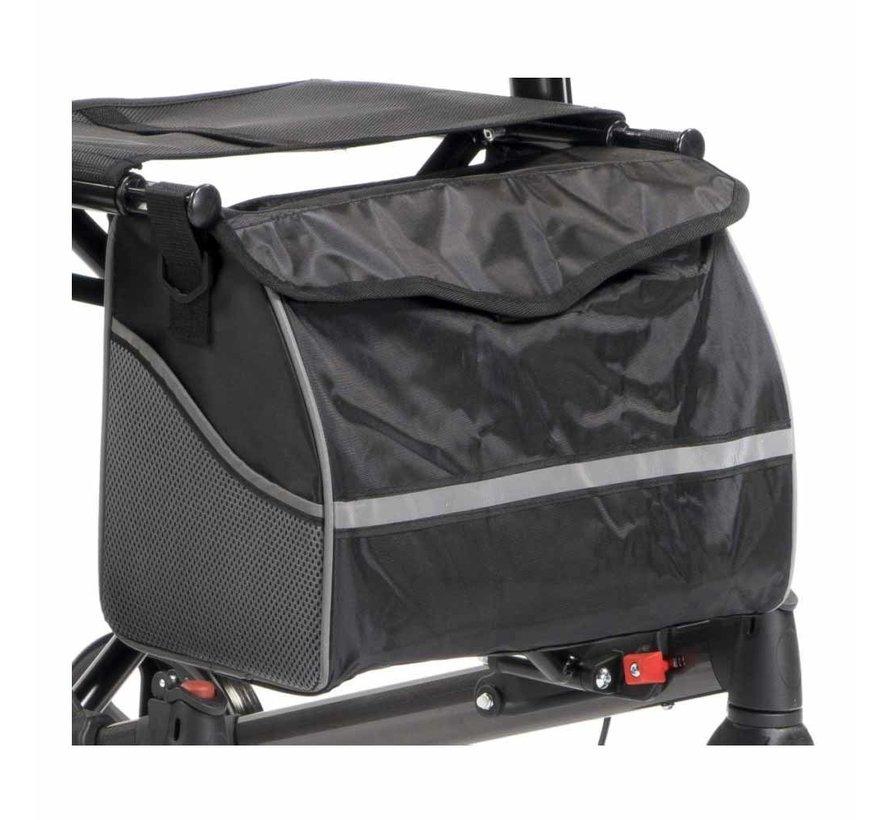 Luxe tas voor de rollator Double & Light