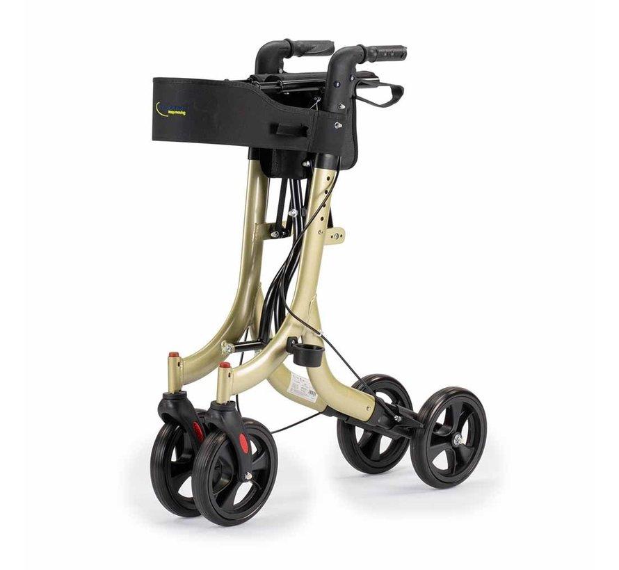 Lichtgewicht rollator Light (6,9 kg)