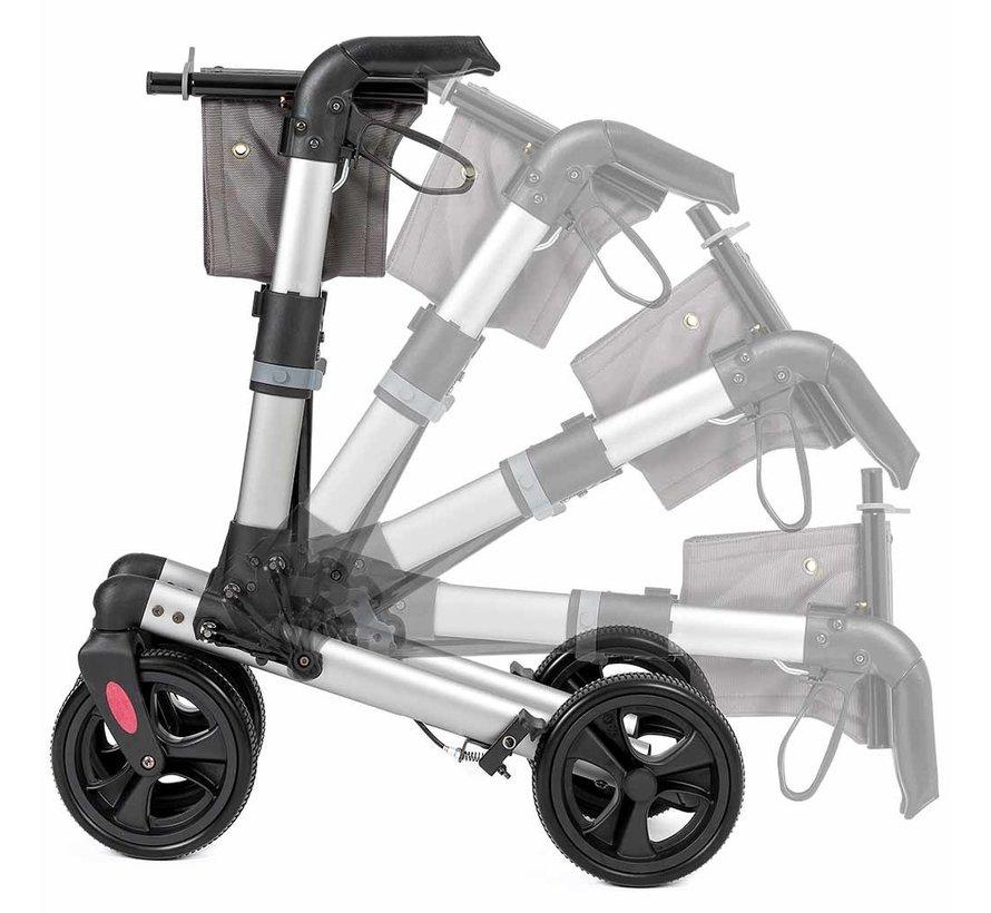 Lichtgewicht rollator Track 4.0 (7,4 kg)