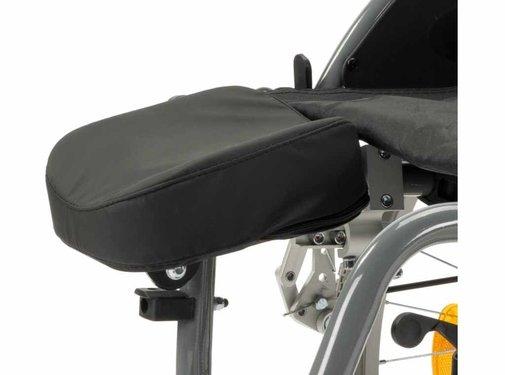 MultiMotion Stompsteun / Amputatiesteun voor rolstoel M5 en M6