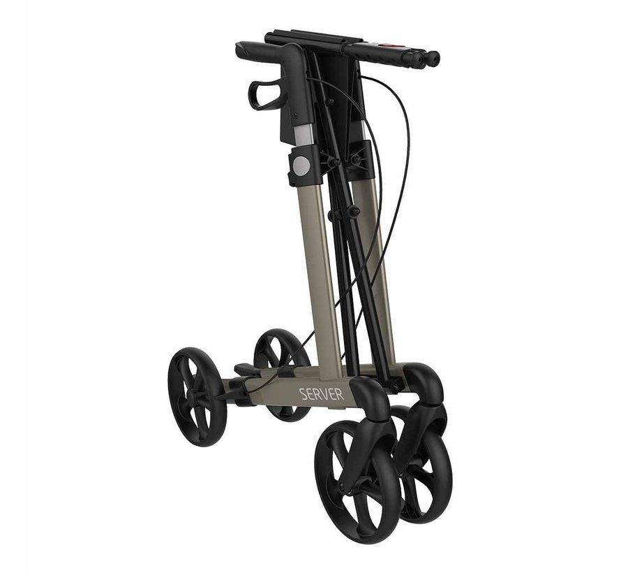 Lichtgewicht rollator Server (7 kg)