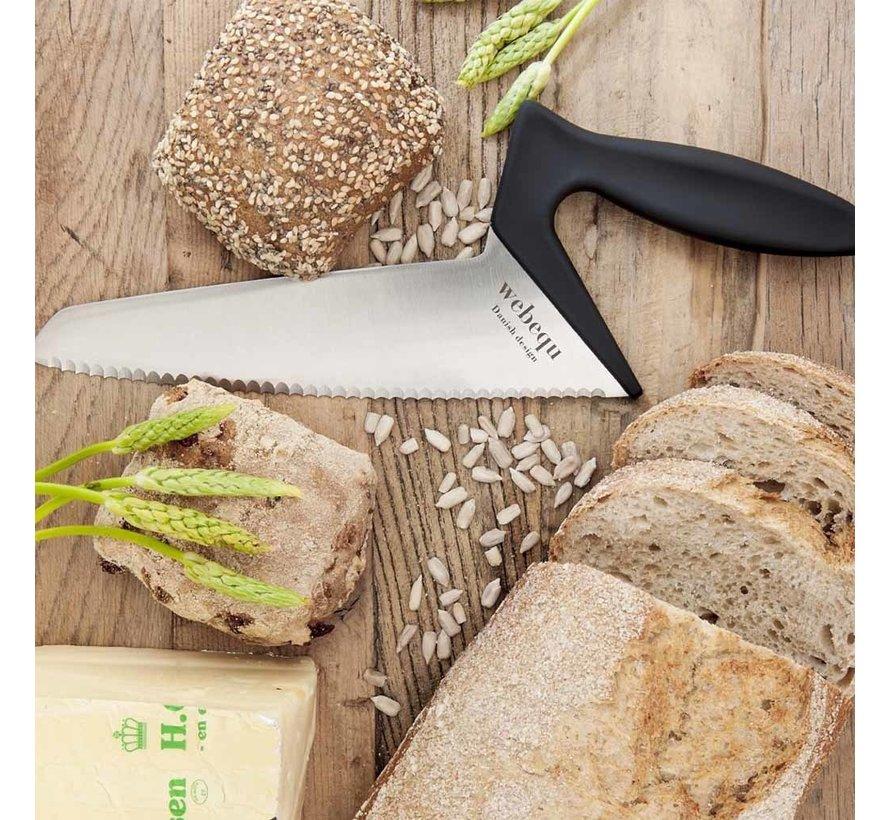 Broodmes - Ergonomisch keukenmes
