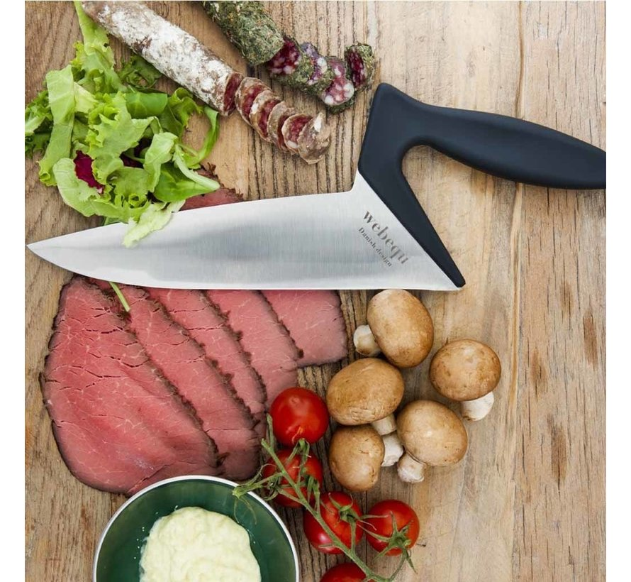 Koksmes - Ergonomisch keukenmes