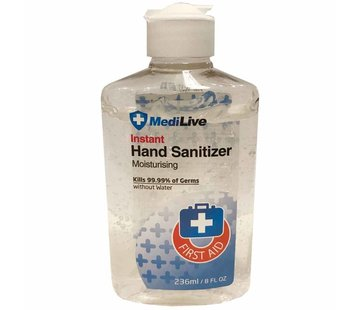 Desinfecterende Handgel Alcohol 236ml