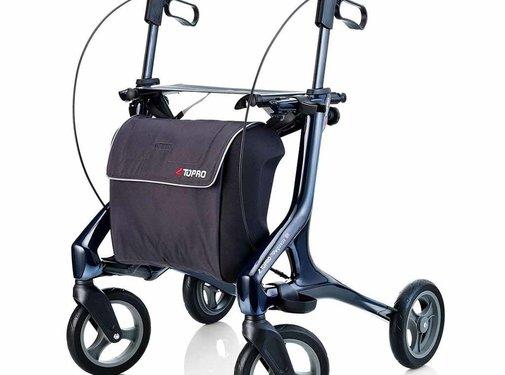 Topro Pegasus Carbon rollator (6,2 kg)