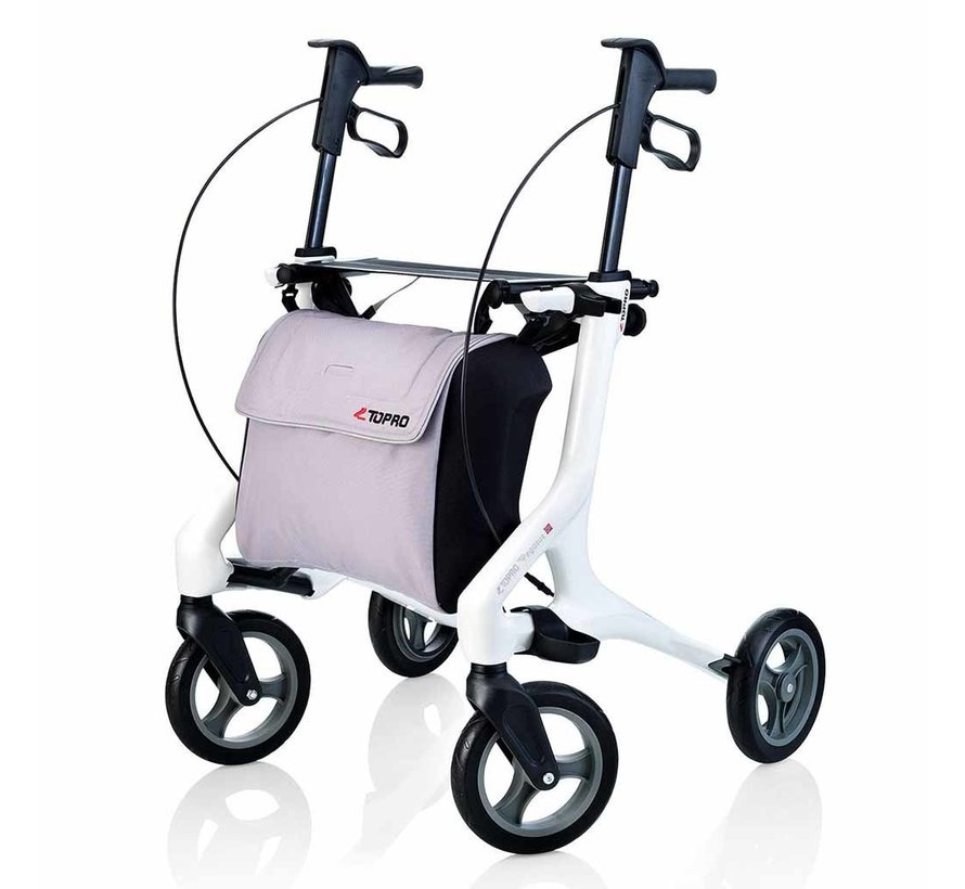 Pegasus Carbon rollator (6,2 kg)