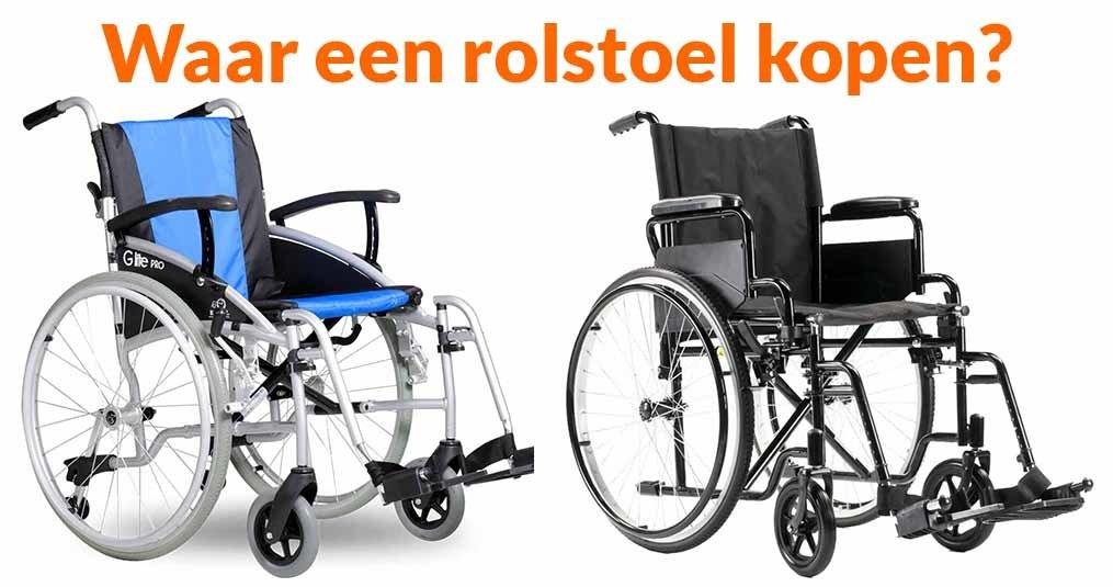 Waar een rolstoel kopen?