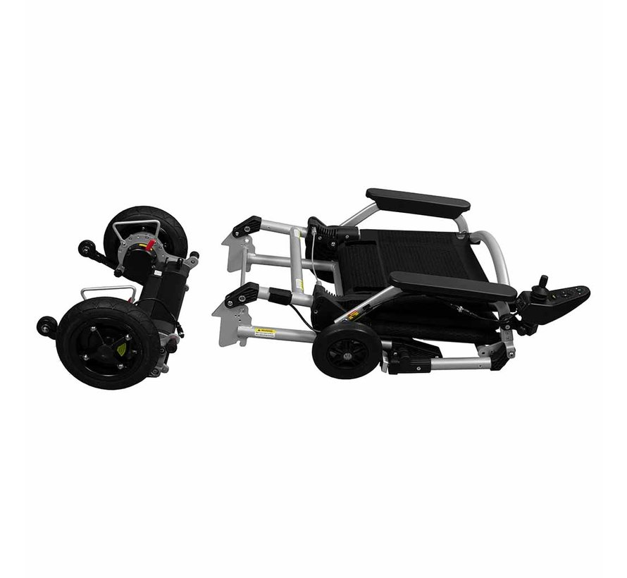 SplitRider Elektrische opvouwbare rolstoel (12 kg)