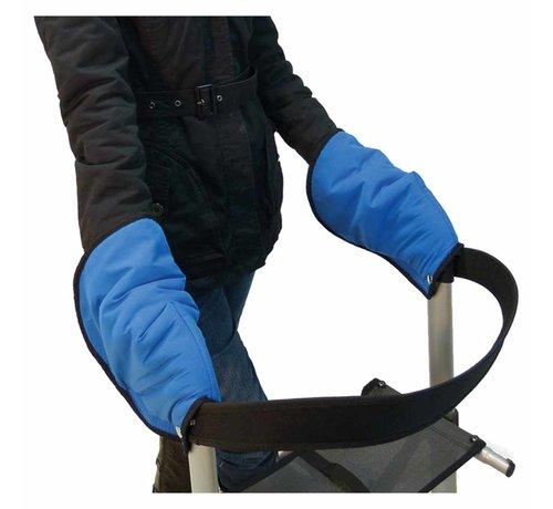 Rollator handwarmer