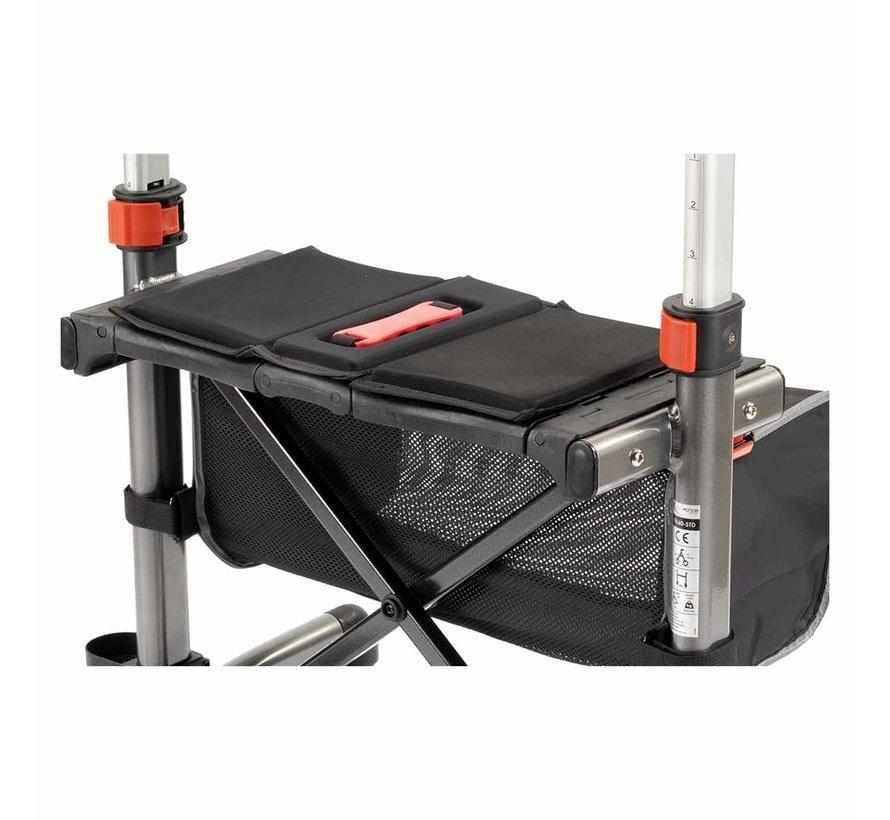 Lichtgewicht rollator Trollimaster RA60 (6,9 kg)
