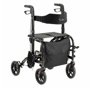 MultiMotion Duo rollator (rollator & rolstoel in 1)