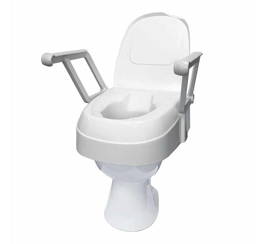 Toiletverhoger TSE 120 (Buitenkansje)