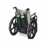 Zuurstoftas rolstoel - dubbel