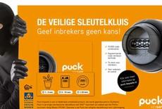 Puck Keysafe - De veilige sleutelkluis met een SKG** keurmerk