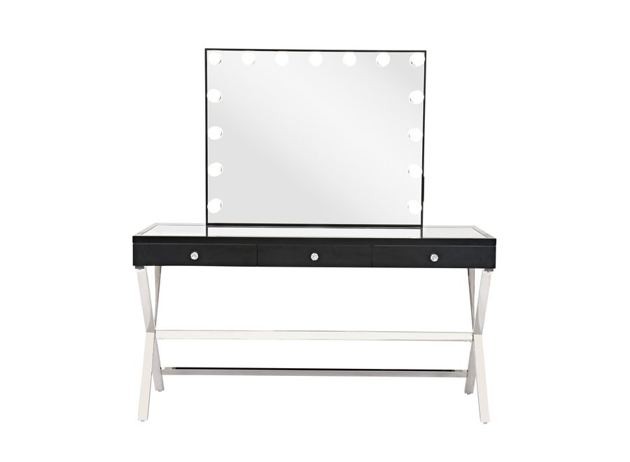 BRIGHT BEAUTY VANITY STATION  - SILVER