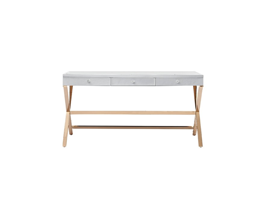 BRIGHT BEAUTY DRESSING TABLE - GOLD