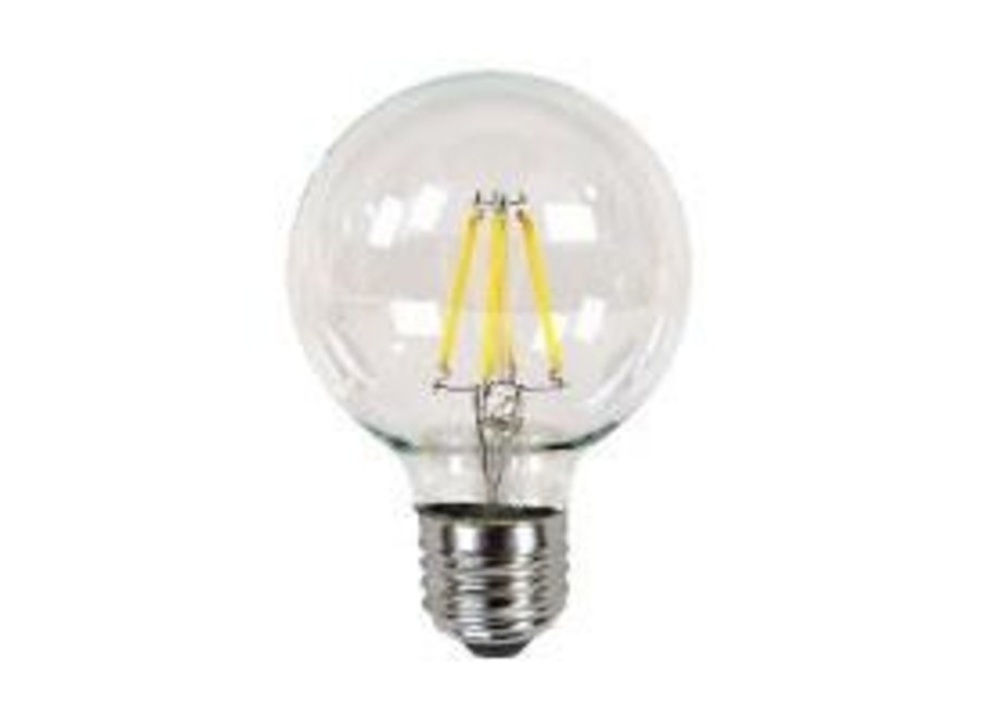 BRIGHT BEAUTY 15 CLEAR LIGHT BULBS 6500K